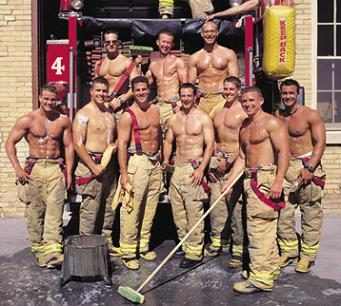 Things to know about dating a firefighter